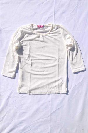 חולצת בסיס 3/4 ילדות