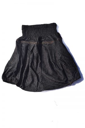 חצאית אלאדין שחר