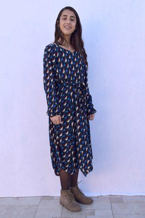 שמלת ברקן